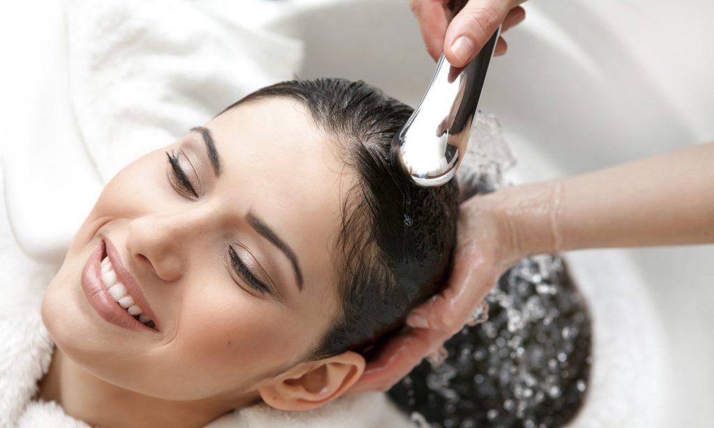 Trockene haare zink